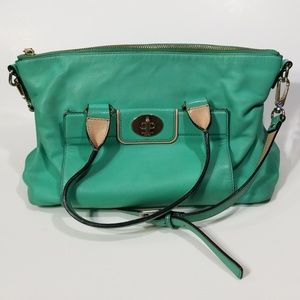 Kate Spade Teal Hampton Road Janie Crossbody Bag